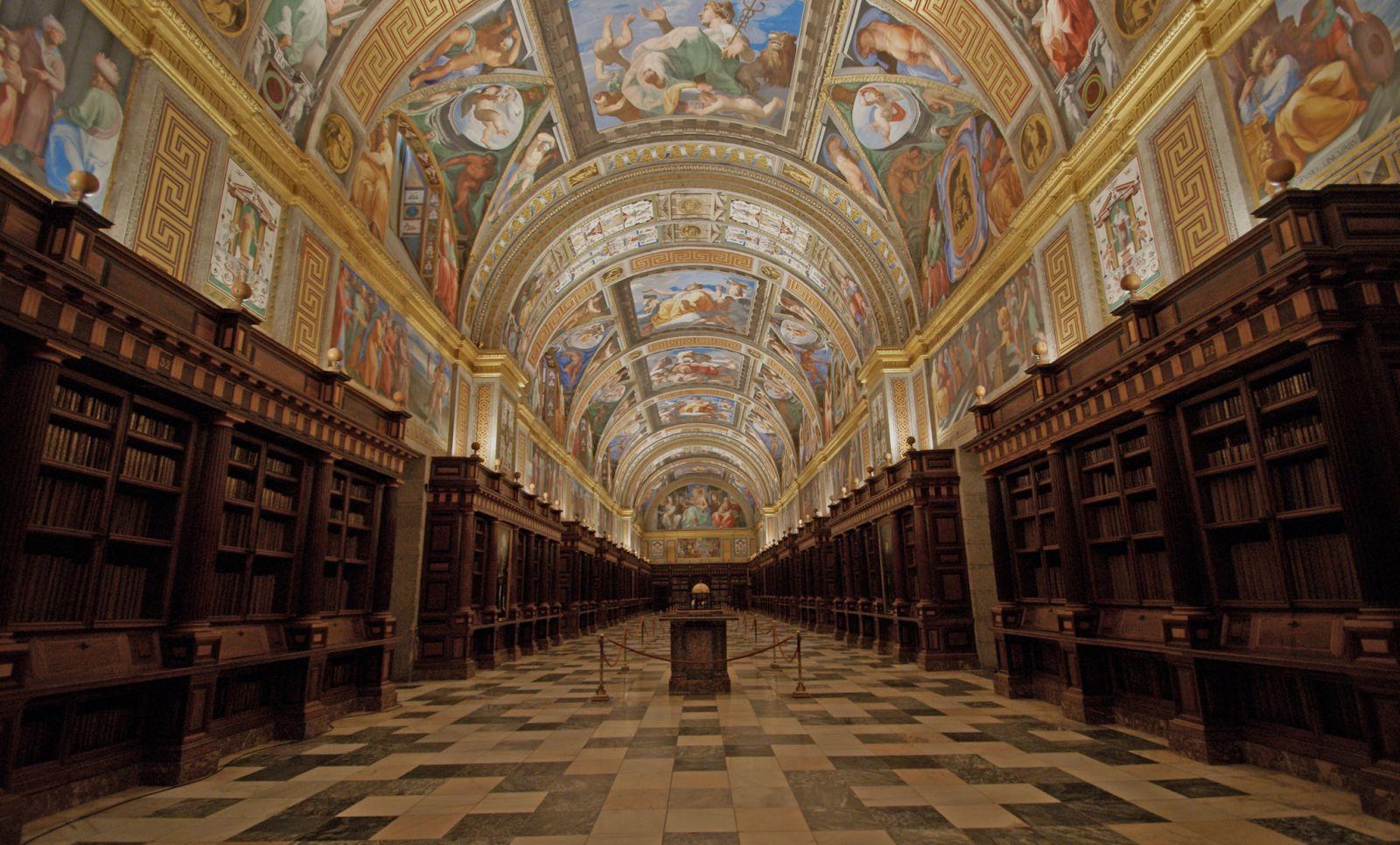 Biblioteca Del Escorial Javier Campos