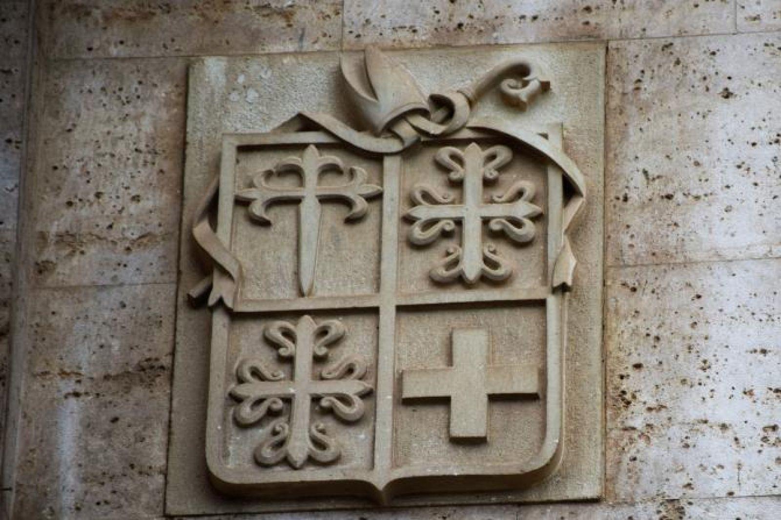 Escudo Obispado Priorato