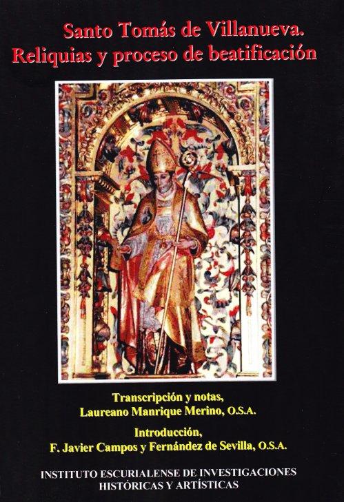 Apartado VI. Portada Actas BeatificacióN Sto. TomáS