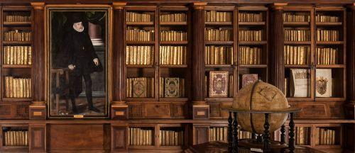 Biblioteca del Escorial, Felipe II y el Nuevo Rezado