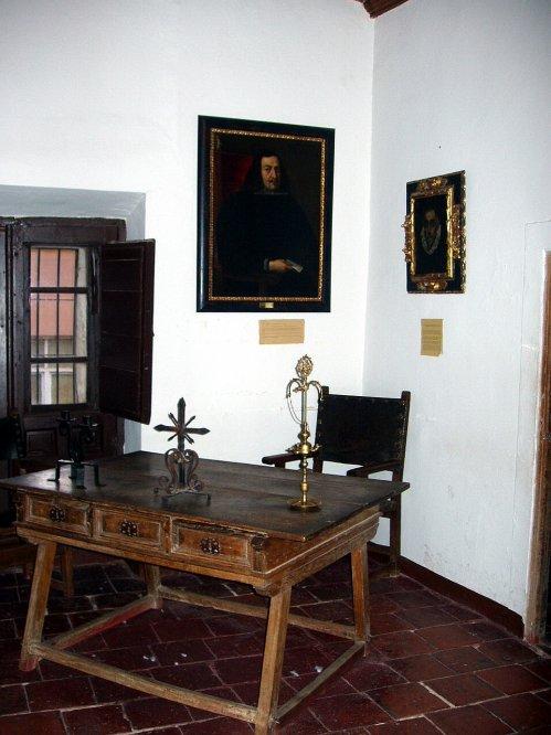 Despacho De Quevedo En El Cvto. De Sto. Domingo