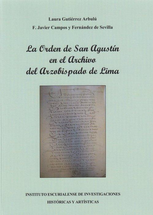La Orden De San Agustin