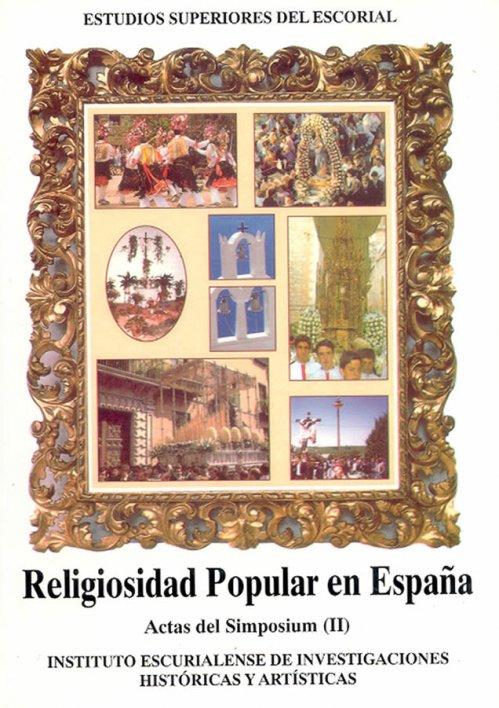Religiosidad Popular Espana