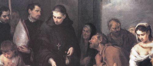 Sto. Tomás de Villanueva y la Orden de San Agustín