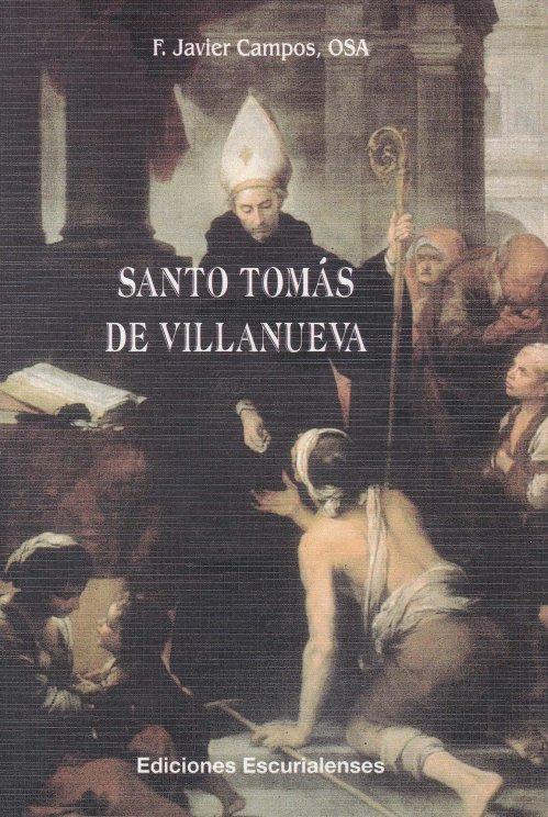Sto Tomas De Villanueva Javier Campos Portada